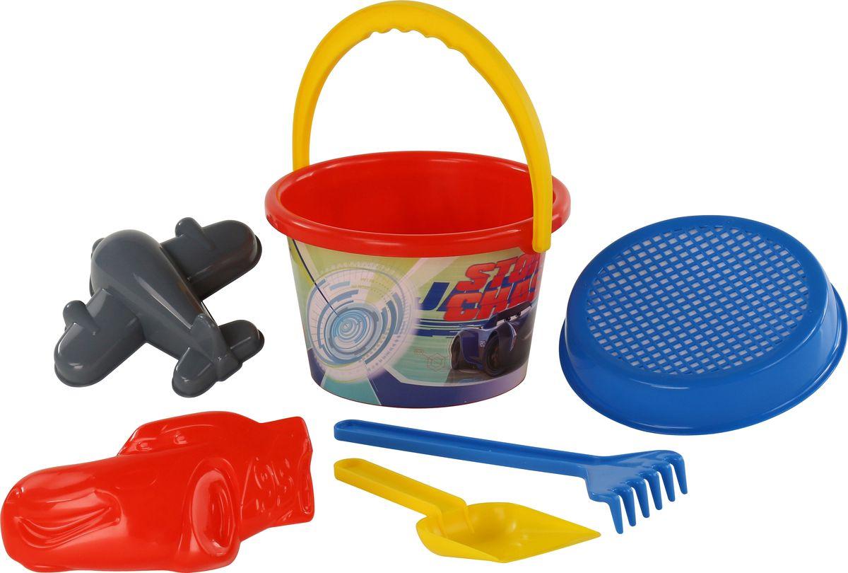 Disney / Pixar Набор игрушек для песочницы Тачки №11 disney pixar набор игрушек для песочницы тачки 18