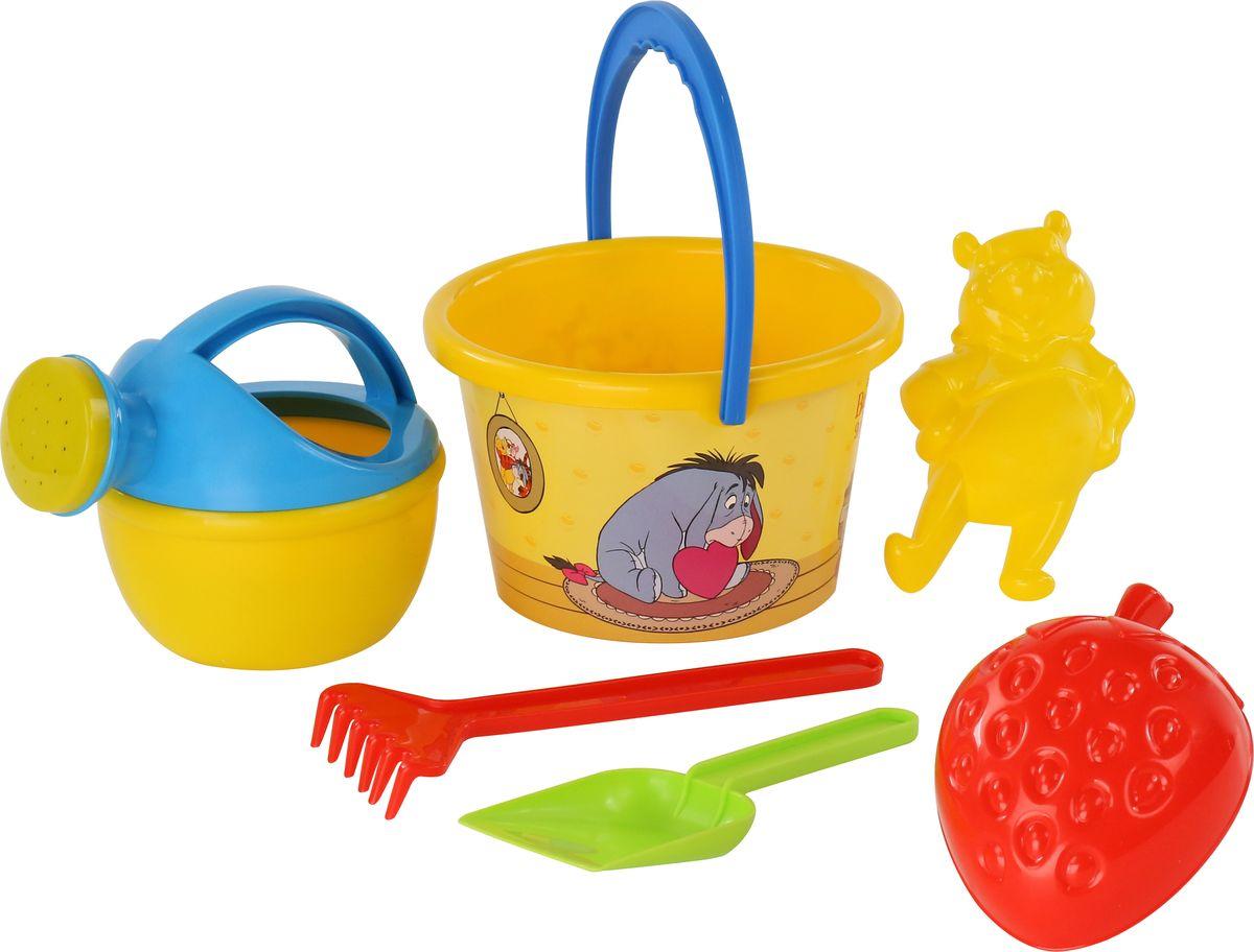 Disney Набор игрушек для песочницы Винни и его друзья №8 ящики для игрушек disney короб для игрушек микки и его друзья