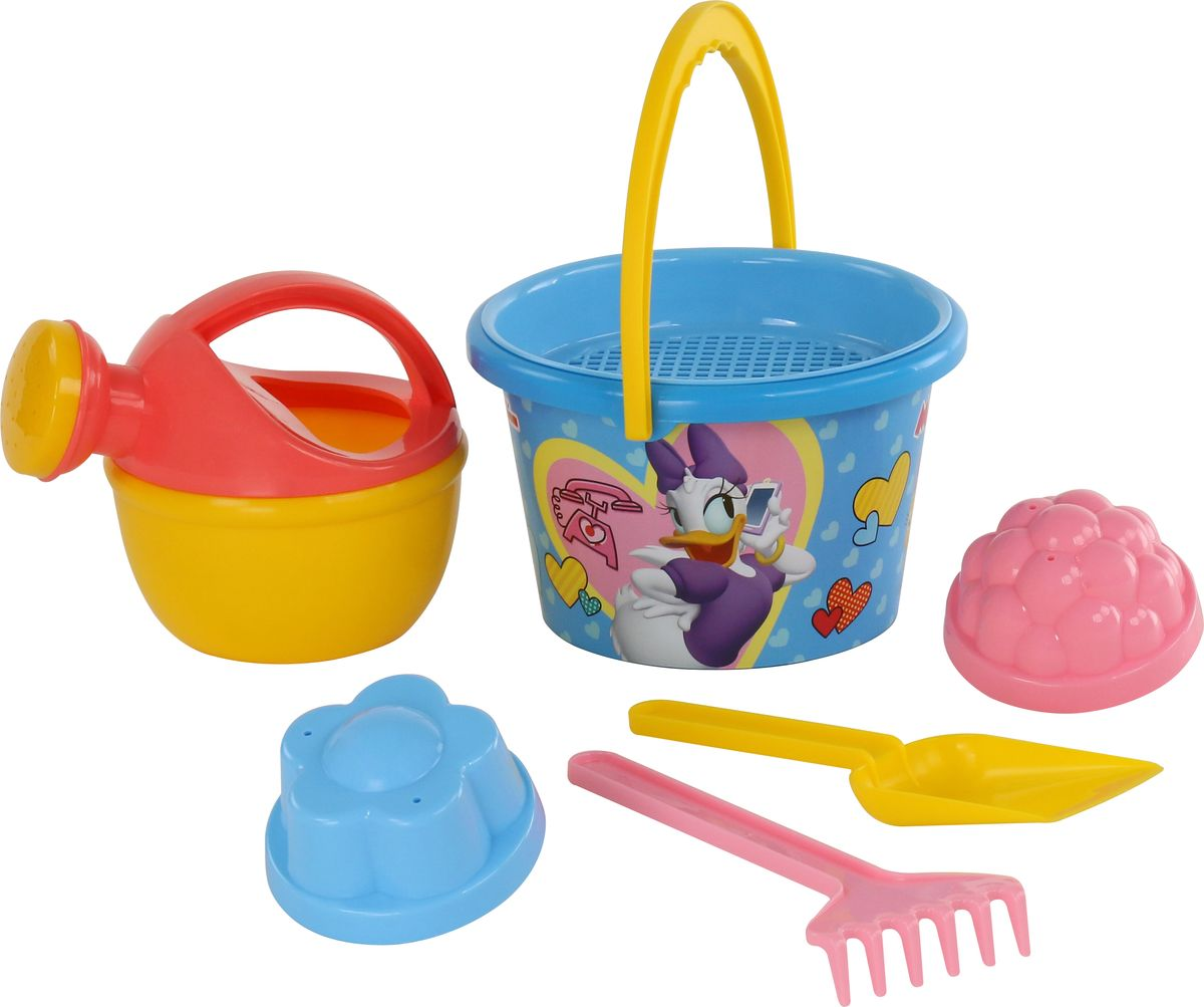 Disney Набор игрушек для песочницы Минни №8