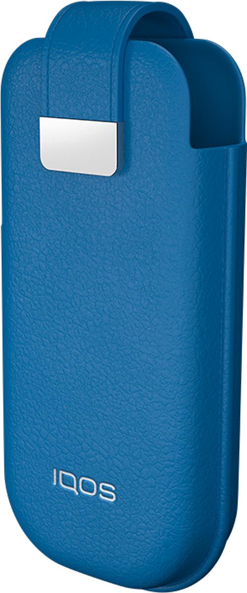 IQOSМягкий Чехол для электронной сигареты, цвет:  синий IQOS