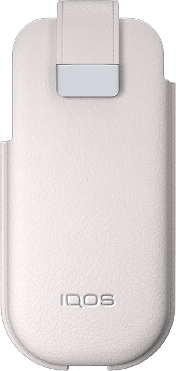 IQOS Мягкий Чехол для электронной сигареты, цвет: белый