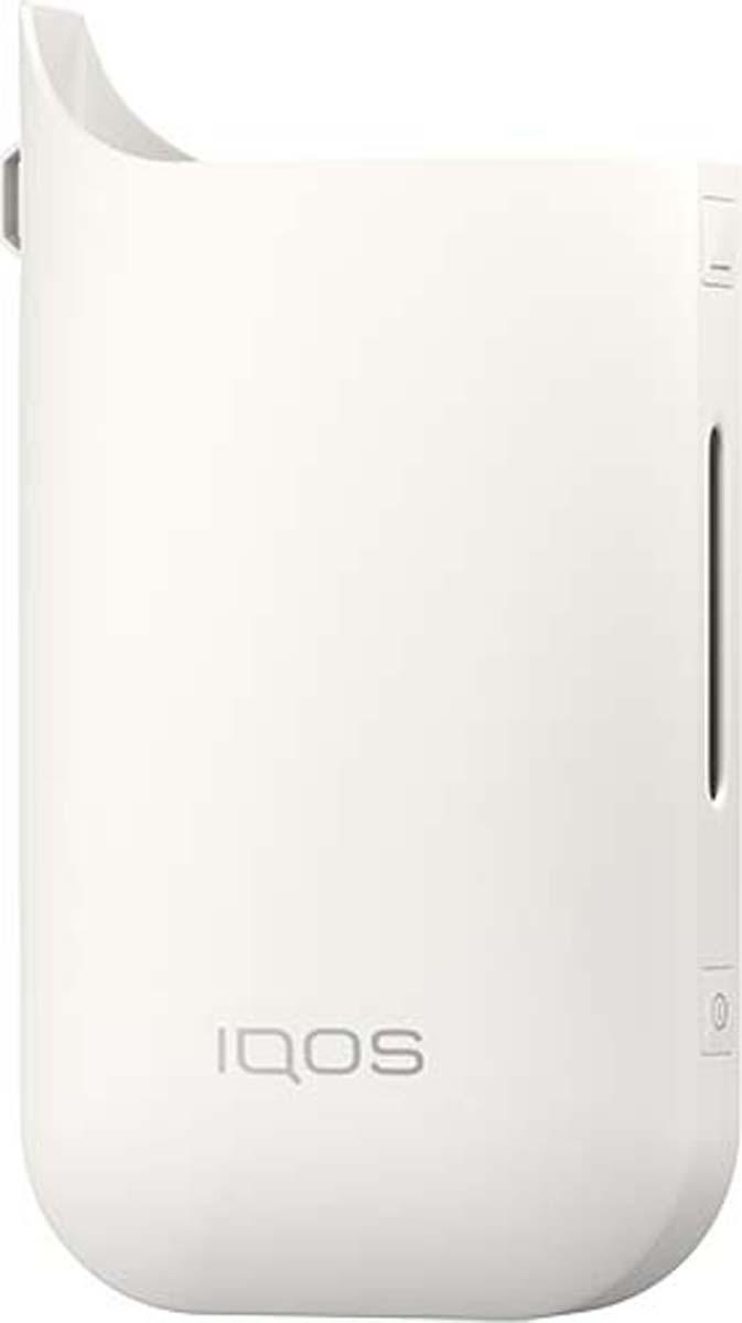 Фото - IQOS Чехол для электронной сигареты, цвет: белый пластиковые чехлы для телефонов