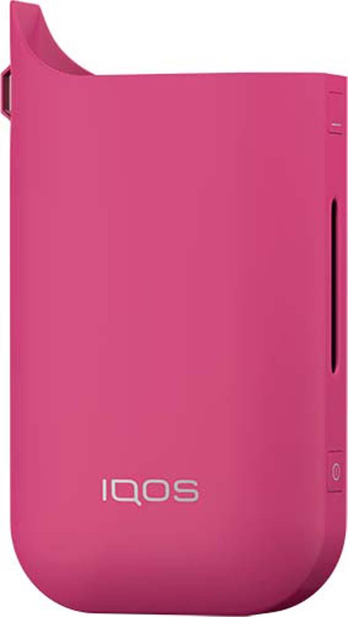 Фото - IQOS Чехол для электронной сигареты, цвет: розовый пластиковые чехлы для телефонов