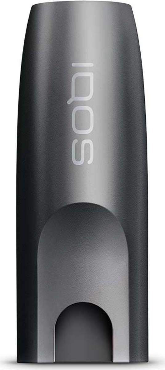 IQOS Сменный колпачок для держателя Динамичный стальнойDF000040.01Сменный колпачок для Держателя IQOS. Добавьте цвета вашему IQOS.