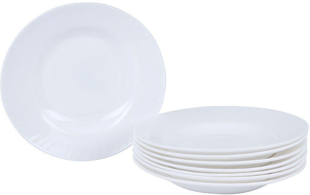Набор суповых тарелокRosenberg, диаметр 25 см, 8 шт. RGC-325006 набор суповых тарелок rosenberg rgc 325004