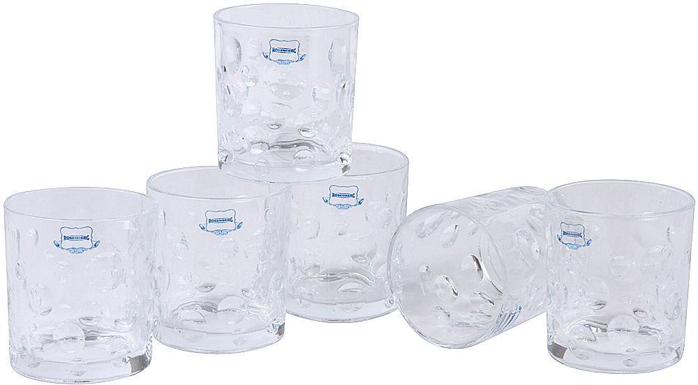 Набор стаканов Rosenberg, 330 мл, 6 шт. RGL-795007 набор стаканов luminarc versalles 350 мл 6 шт