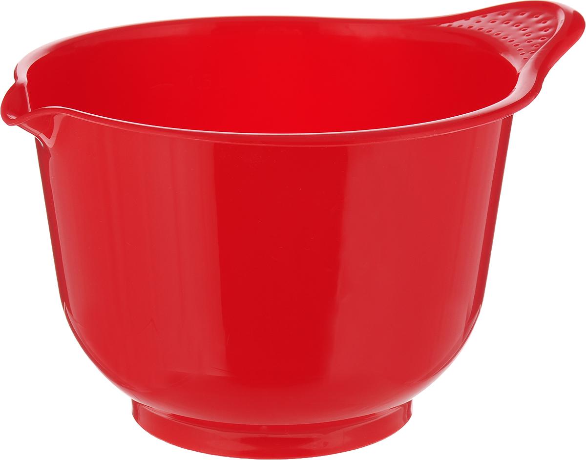 Миска для миксера Мартика Мадена, цвет: красный, 1.9 л. С436С436_красный