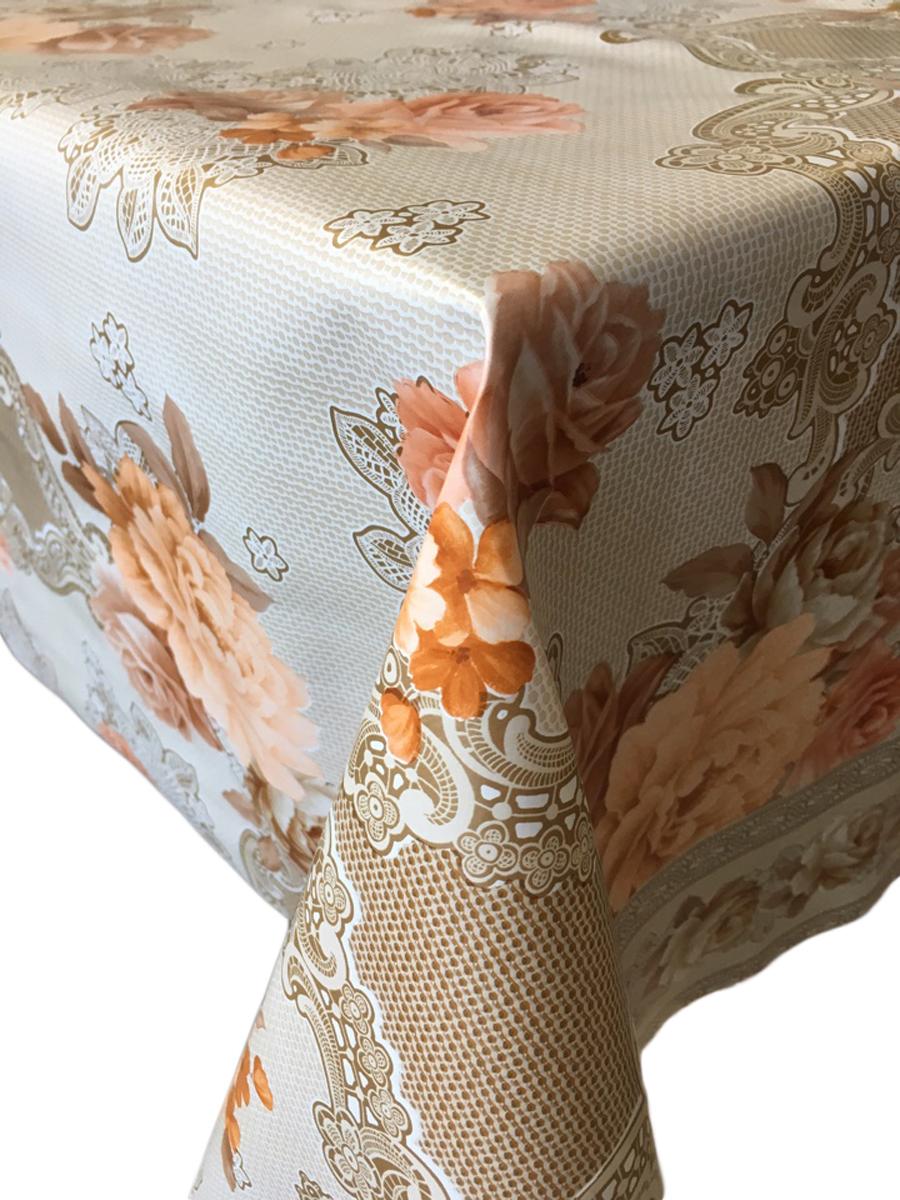 Клеенка столовая LCadesi Florista, прямоугольная, 140 х 200 см. FL140200-377-02FL140200-377-02Столовая клеенка LCadesi Florista с ярким дизайном украсит ваш стол и защитит его от царапин и пятен. Благодаря основе из нетканого материала не скользит по столу. Клеенка не имеет запаха и совершенно безопасна для человека. Размер: 140 х 200 см.
