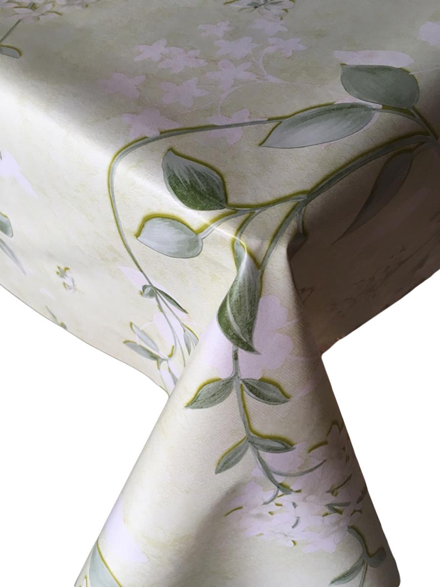 Клеенка столовая LCadesi Florista, прямоугольная, 100 х 140 см. FL100140-373-03FL100140-373-03