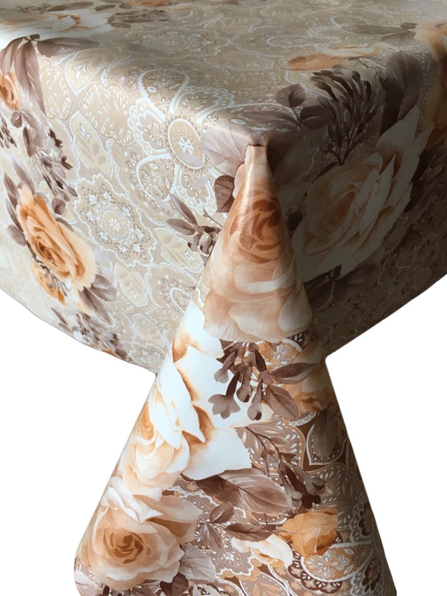 Столовая клеенка LCadesi Florista, прямоугольная, 130 х 165 см. FL130165-380-02FL130165-380-02Взрослые