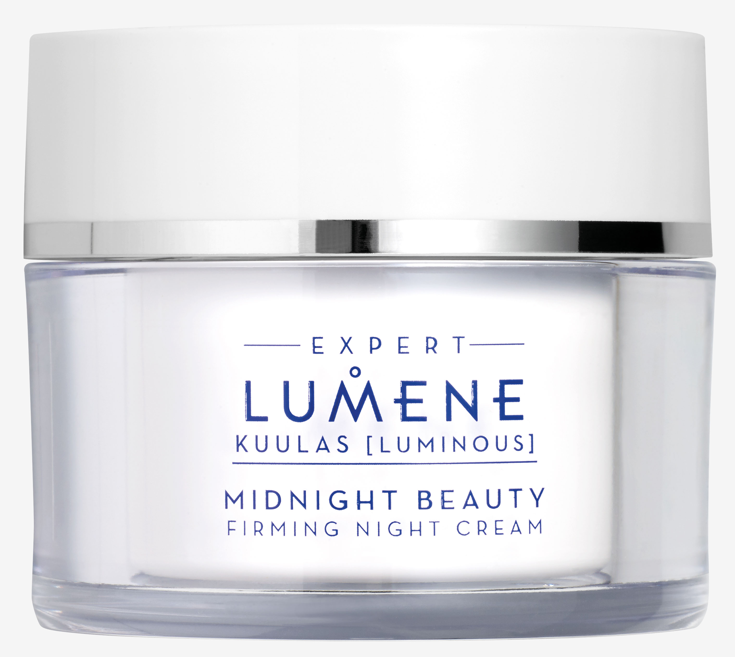 Lumene Kuulas Укрепляющий ночной крем-уход для красоты кожи, 50 мл