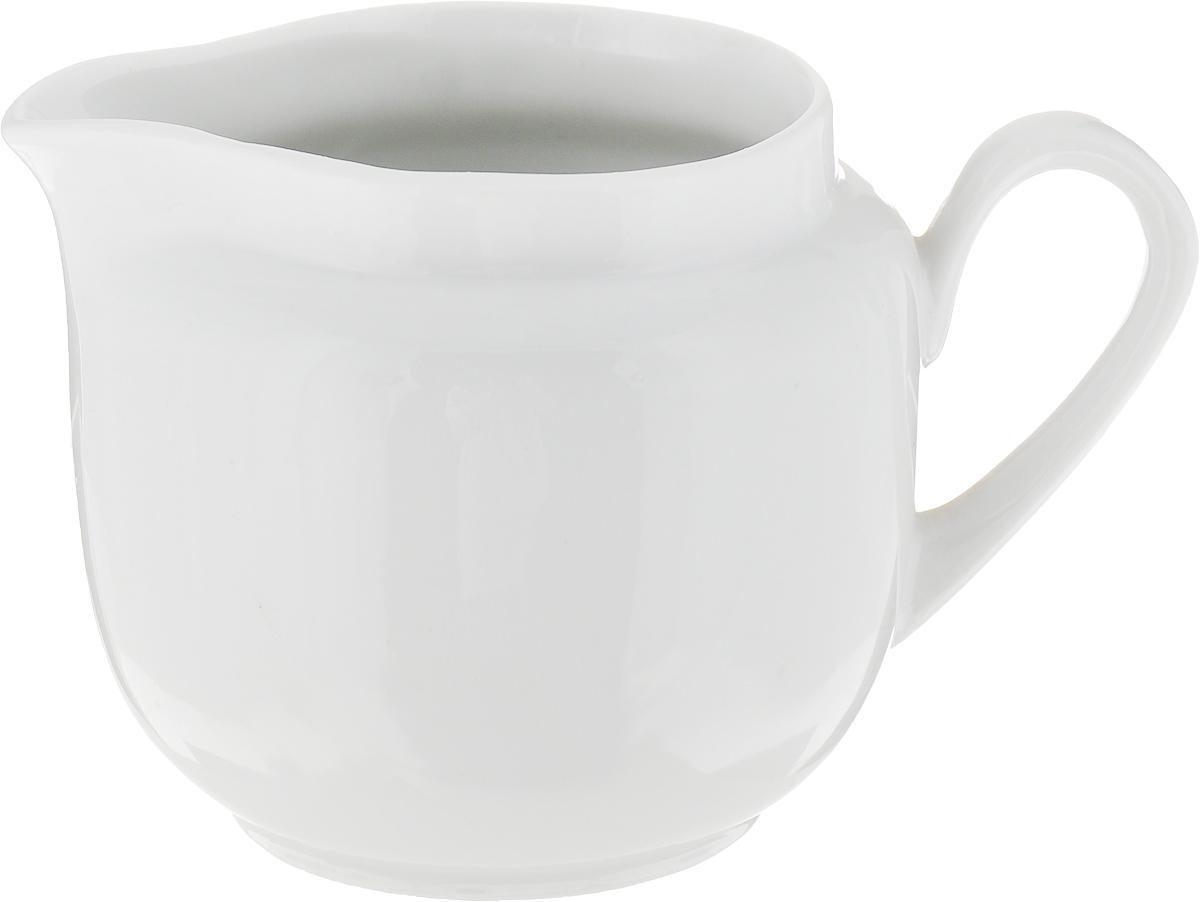 Сливочник Фарфор Вербилок Август. 1981000Б1981000БЭтот интересный вид посуды был изобретен специально для того, чтобы красиво и аппетитно подавать на стол сливки или молоко к чаю, кофе, супу или фруктам.
