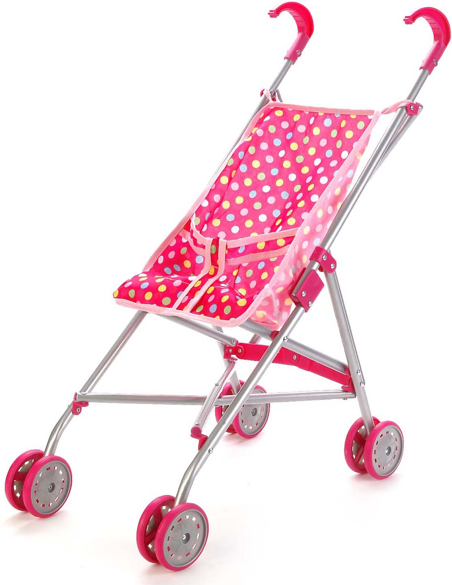 Карапуз Коляска-Трость для кукол 63AC-C4 карапуз коляска трость для кукол 63ac c2