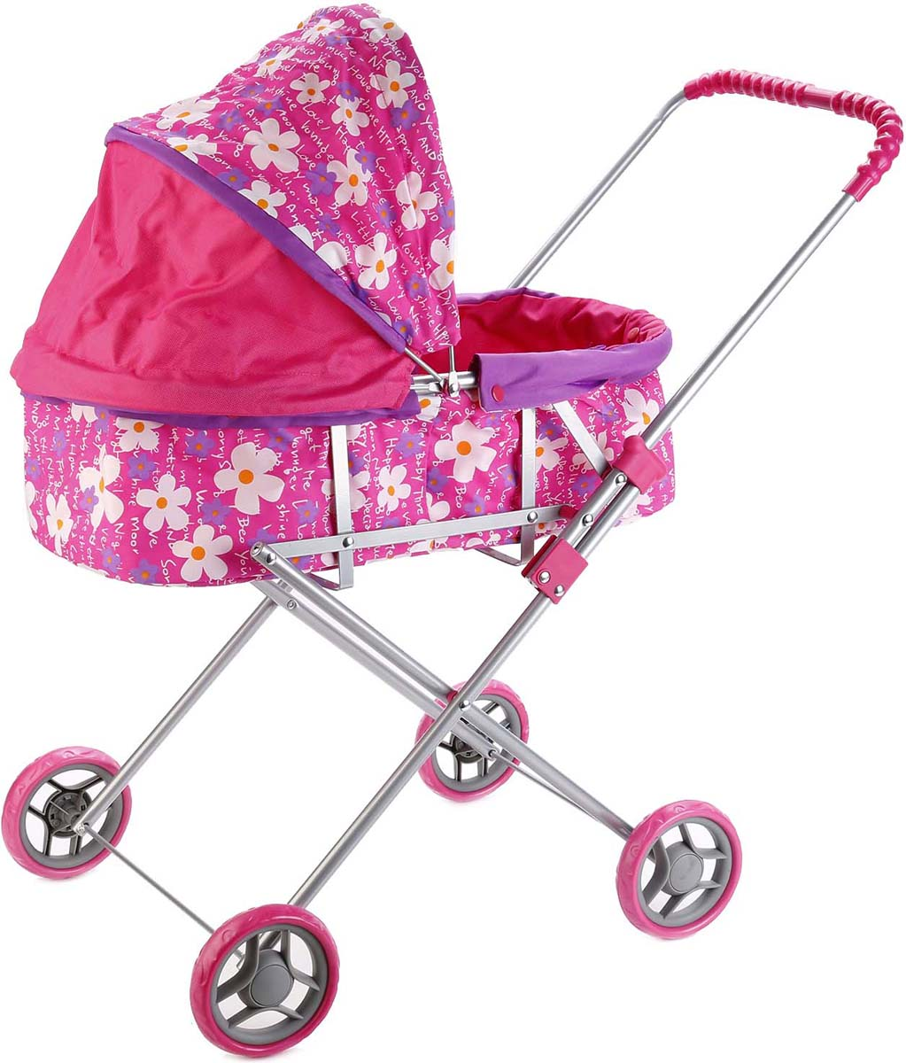 Карапуз Коляска-Трость для кукол 233503 карапуз коляска трость для кукол 63ac c2