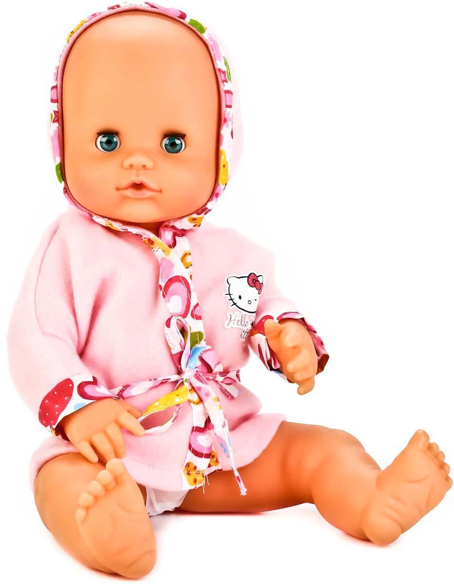 Карапуз Пупс Hello Kitty с горшком куклы карапуз пупс карапуз 20см 3 функции пьет писает закрывает глазки в ванне с аксессуарами