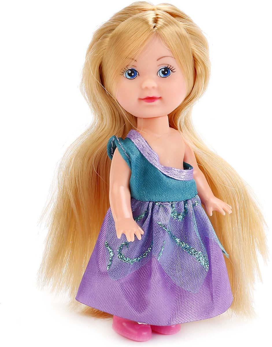 Карапуз Кукла Машенька Принцесса куклы карапуз кукла карапуз принцесса рапунцель 25 см