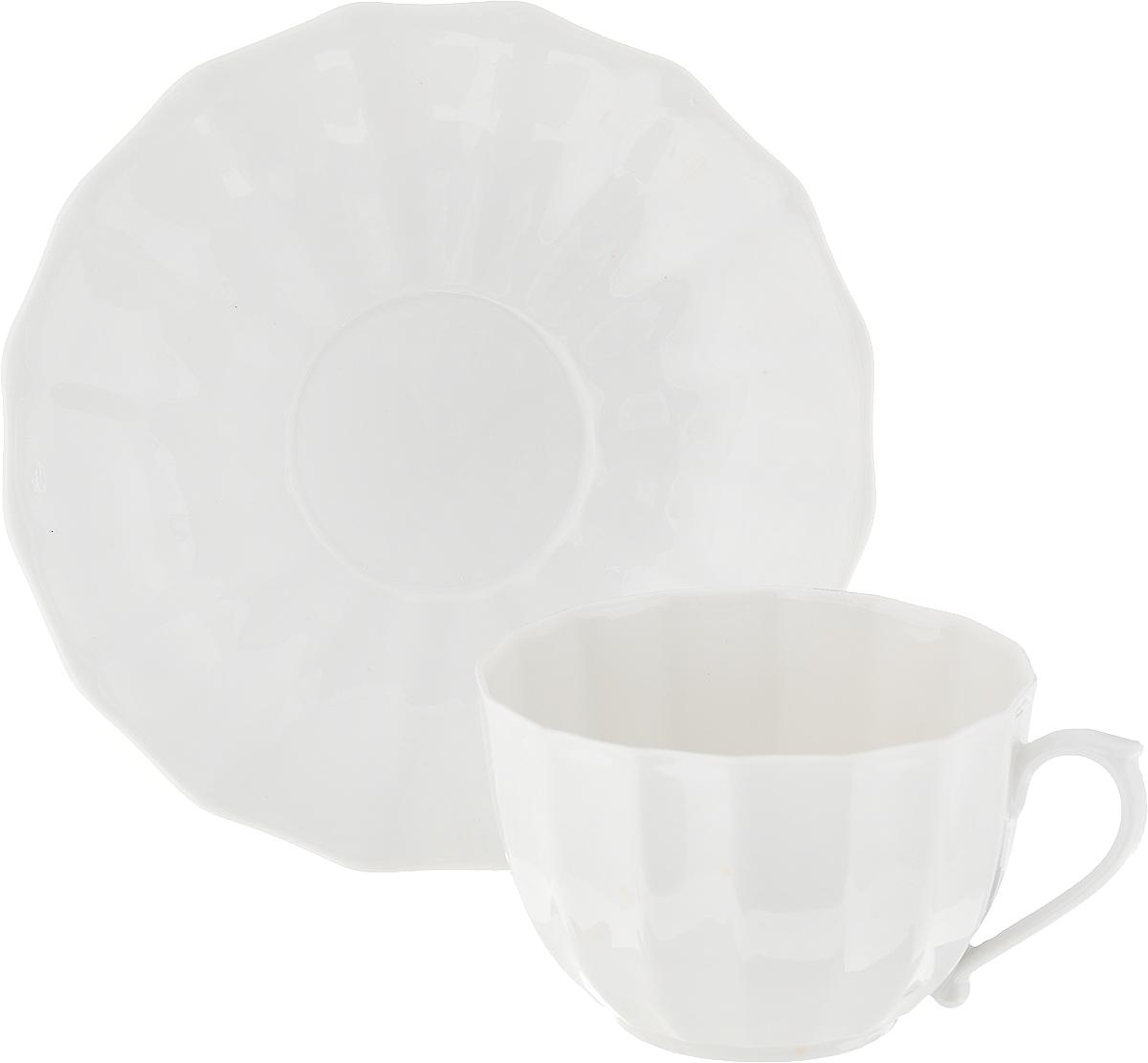 Чайная пара Фарфор Вербилок. 798400Б чайная пара фарфор вербилок маки 2 предмета 29951530