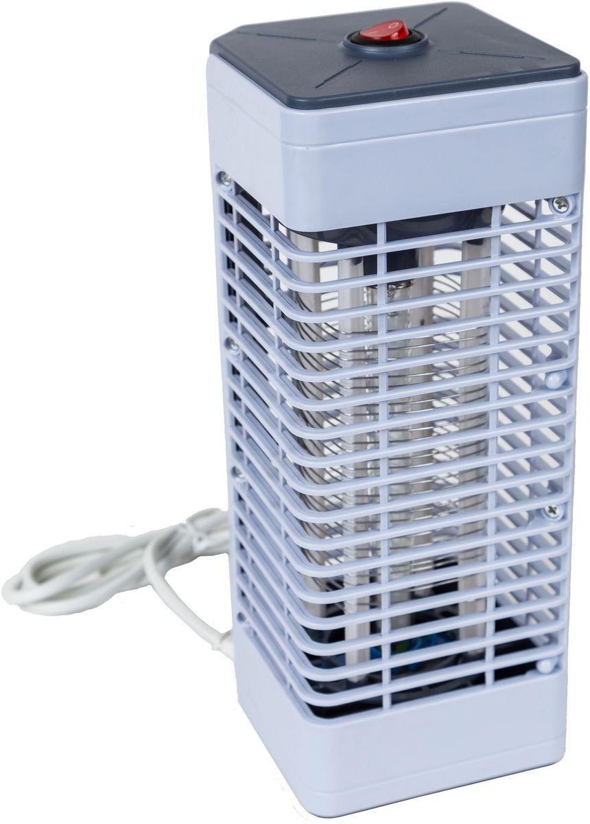 Ловушка для комаров Gess Fly Killer, ультрафиолетовая лампа, 2000 часов работы ловушка для насекомых mr mouse сз 040012