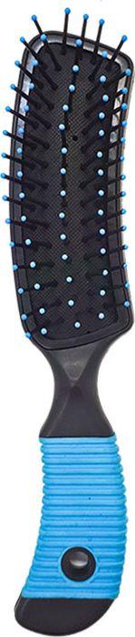 Cute-Cute Расческа массажная с изогнутой ручкой, длина 210 мм vintage halter neck lemon print dress for women