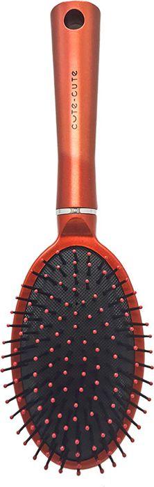 Cute-Cute Расческа массажная овальная, длина 235 мм