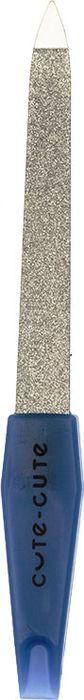 Cute-Cute Пилка алмазная, длина 12,5 см049123Металлическая пилочка в блистерной упаковке