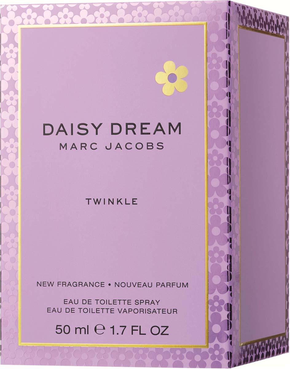 Marc Jacobs Daisy Dream TwinkleТуалетная вода женская, 50 мл Marc Jacobs