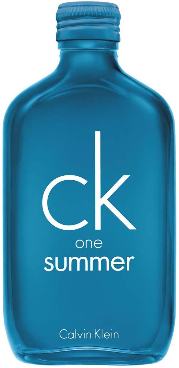 Calvin Klein One Summer Туалетная вода, 100 мл
