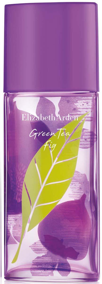 Elizabeth Arden Green Tea Fig Туалетная вода женская, 100 мл туалетная вода elizabeth arden white tea туалетная вода 100 мл