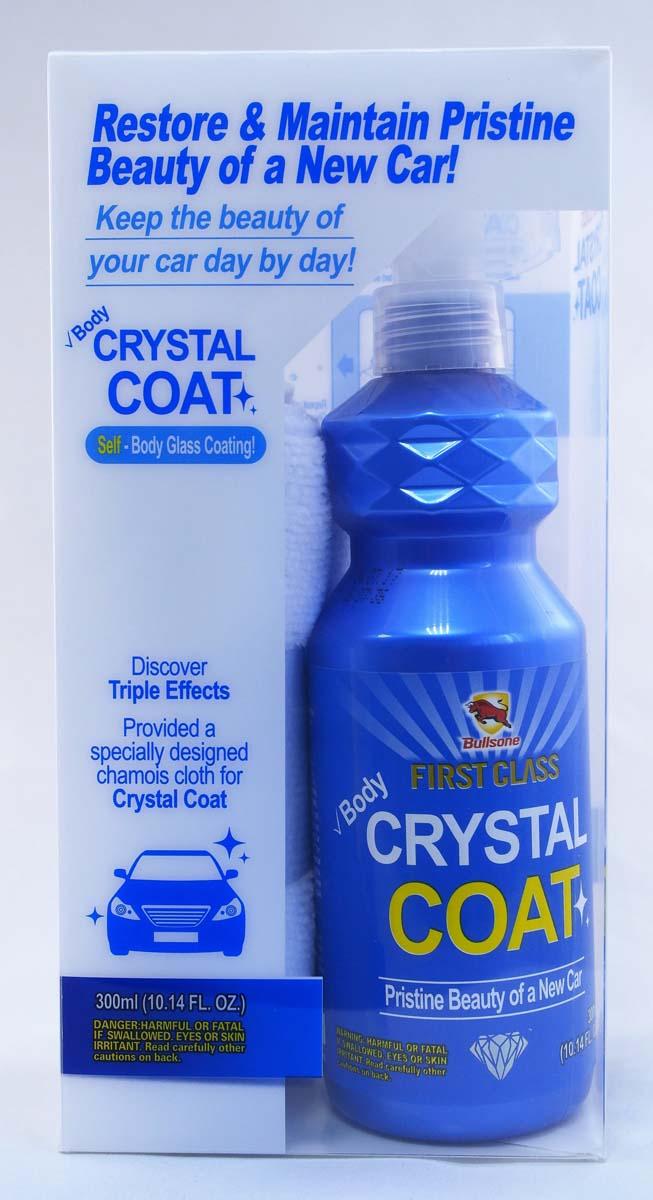 Купить Покрытие защитное для кузова Bullsone Crystal Coat , 300 мл