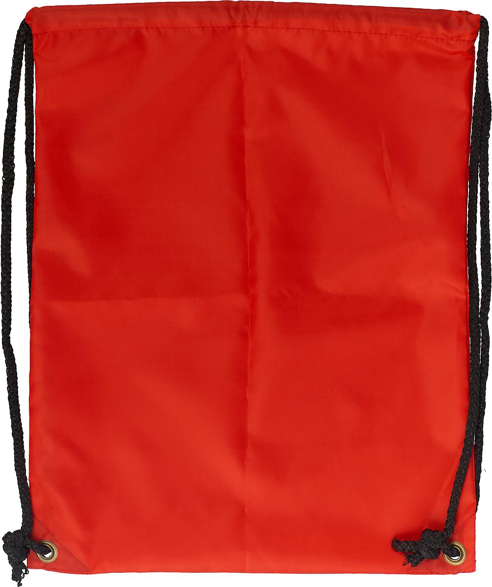 Мешок для обуви Дюспо цвет красный centrum мешок для обуви 1 отделение monster high