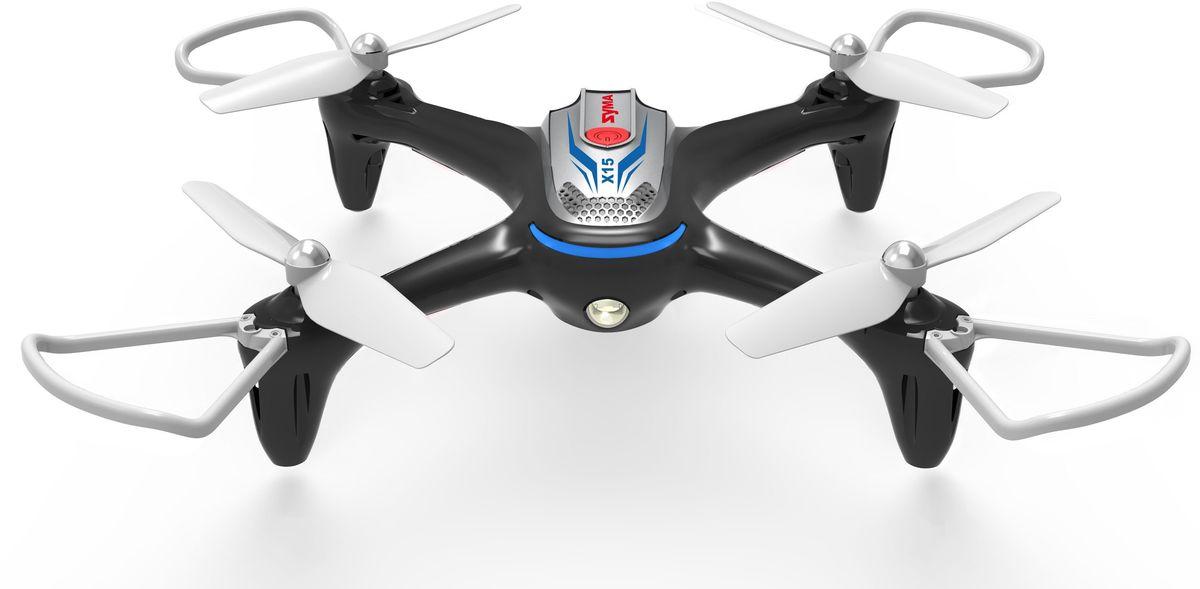 Syma Квадрокоптер X15 цвет черный