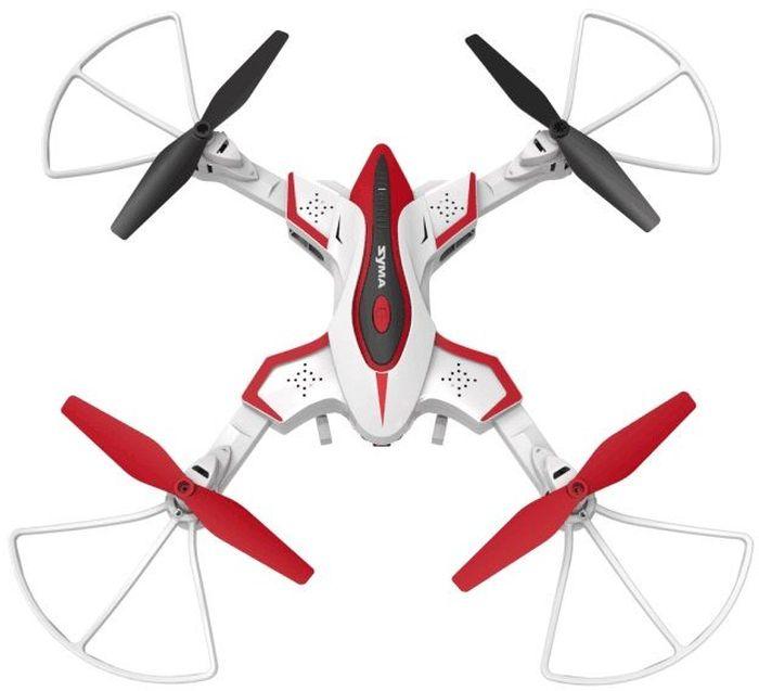 Syma Квадрокоптер X56W цвет белый