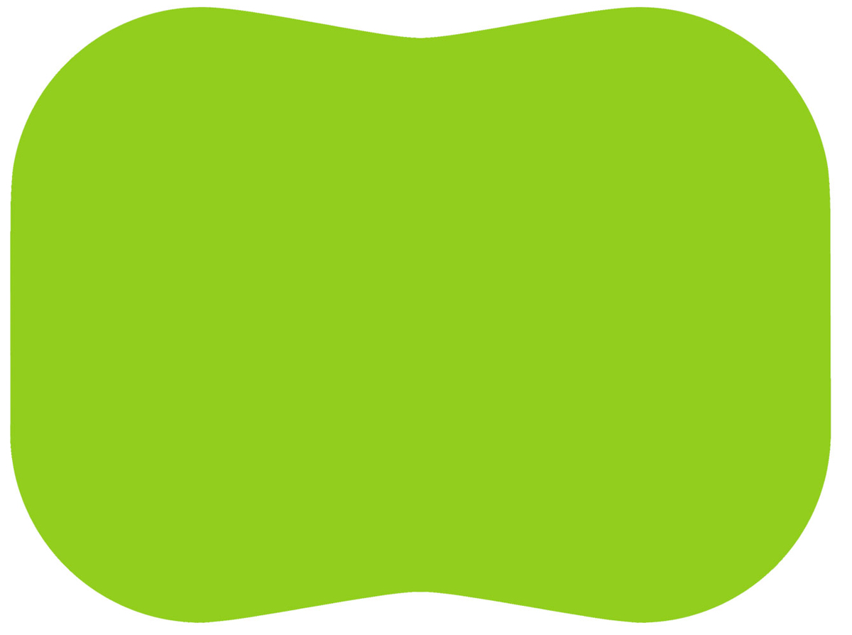 Разделочная доска Tagliere, цвет: зеленый, 30 x 40 см разделочные доски bohmann доска разделочная 33 7 на 27 6 см