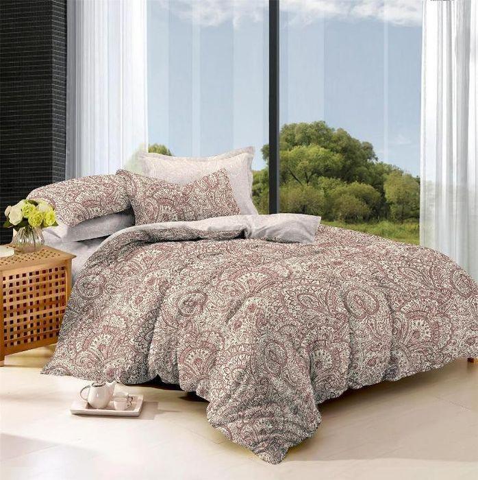 Комплект белья Soft Line, 2-х спальный, наволочки 50x70. 06133 комплект белья soft line 2 х спальный наволочки 50x70 06121
