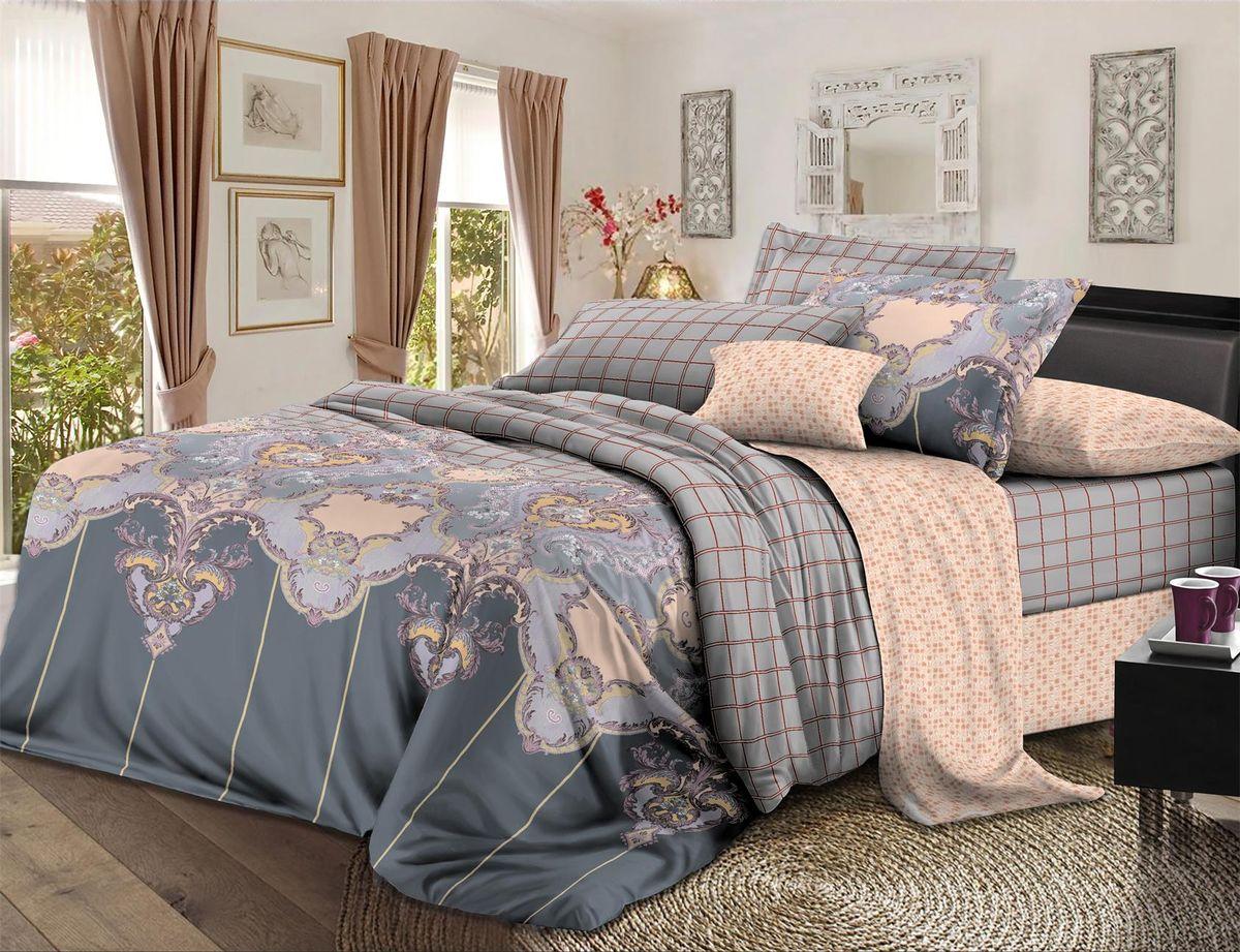 Комплект белья Soft Line, 2-х спальный, наволочки 50x70. 06149 комплект белья soft line 2 х спальный наволочки 50x70 06121