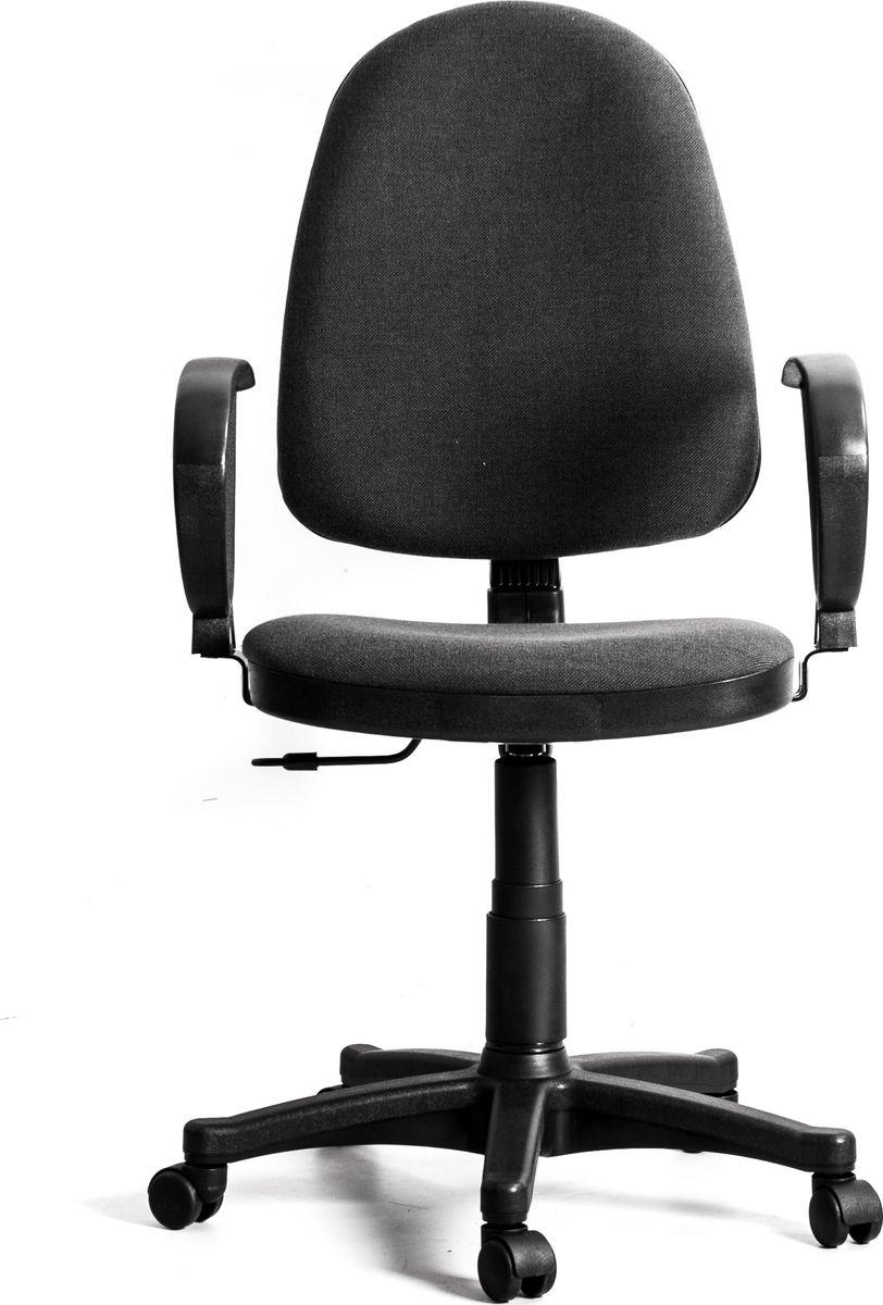 Классическое офисное кресло Recardo Assistant придется по душе тем, кто ищет бюджетный вариант, но не хочет поступаться качеством и удобством. Продолговатая анатомическая спинка эффективно поддерживает спину. Специальная конструкция передней кромки сиденья способствует правильному кровообращению в ногах. Сочетание механизма откидывания и подлокотников позволяет добиться максимального комфорта как при работе, так и при отдыхе. Высота спинки и сиденья регулируется отдельно.