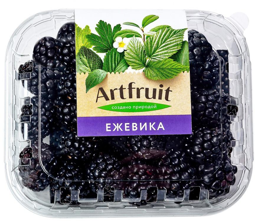 Artfruit Ежевика, 125 г ежевика блэк сатин