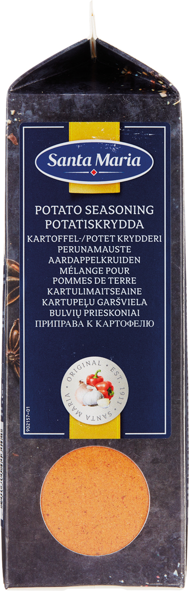 Santa Maria Приправа к картофелю, 800 г santa maria чикен тикка 625 г