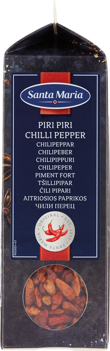 Santa Maria Пири пири перец, 215 г светильник настенный odeon light keni 2492 1w