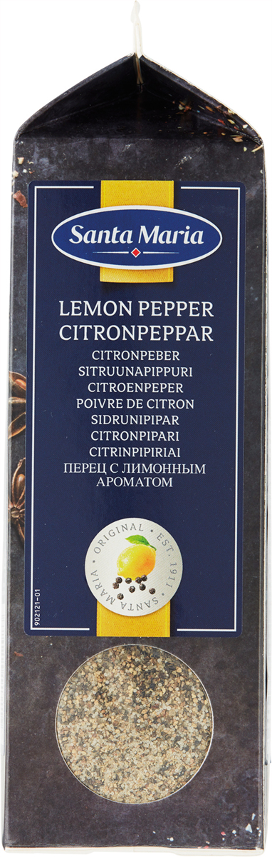 Santa Maria Перец с лимонным ароматом, 750 г