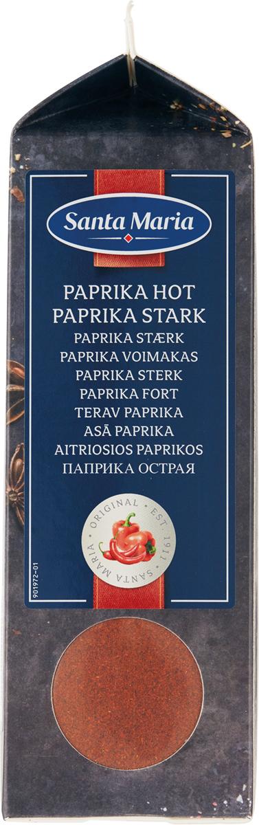 Santa Maria Паприка острая, 480 г101225Натуральный продукт высочайшего качества.