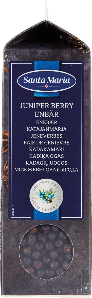 Santa Maria Можжевеловая ягода, 290 г santa maria кокосовое молоко 400 мл