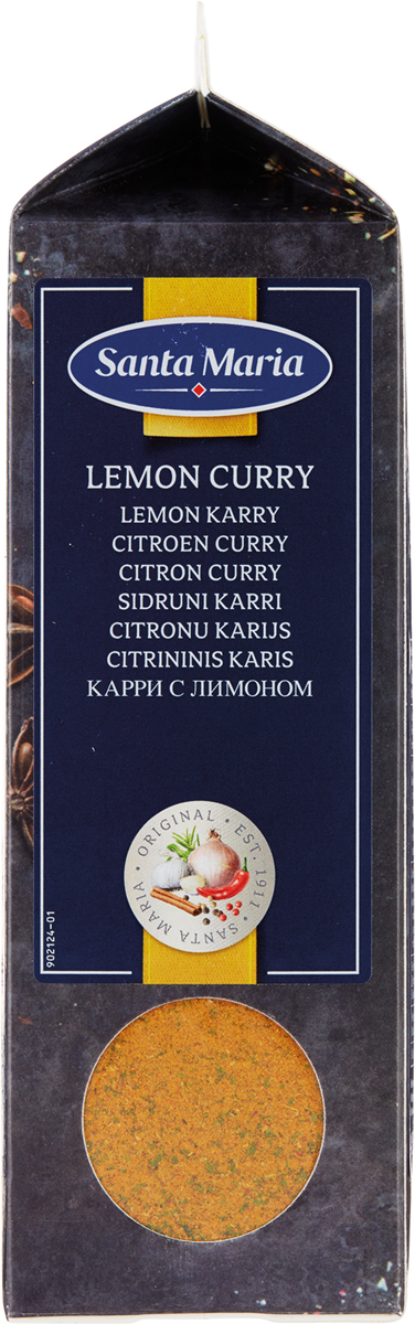 Santa Maria Карри с лимоном, 450 г
