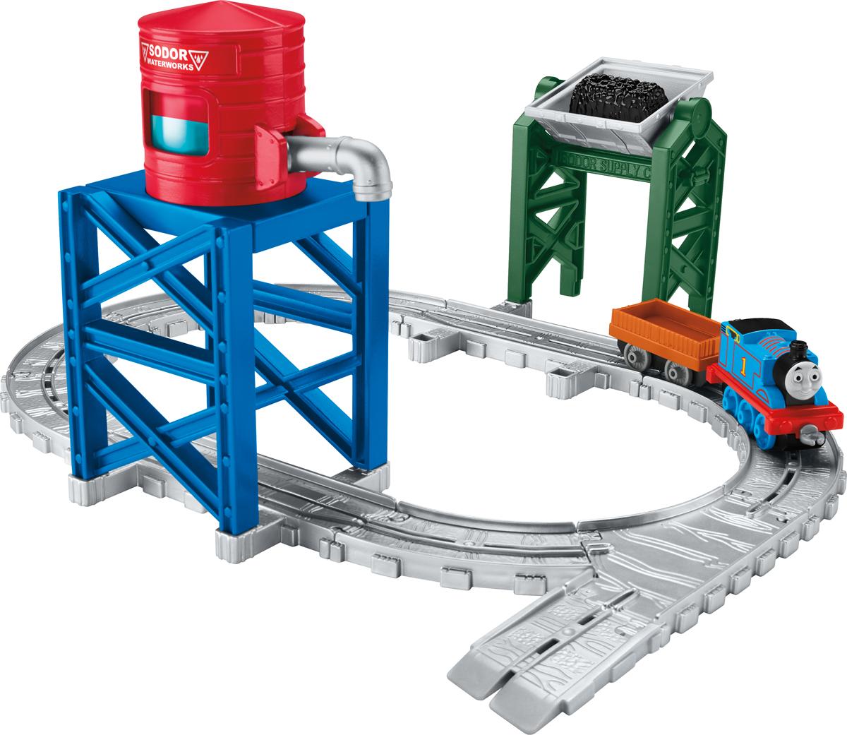 Thomas & Friends Железная дорога Заправка паровозов