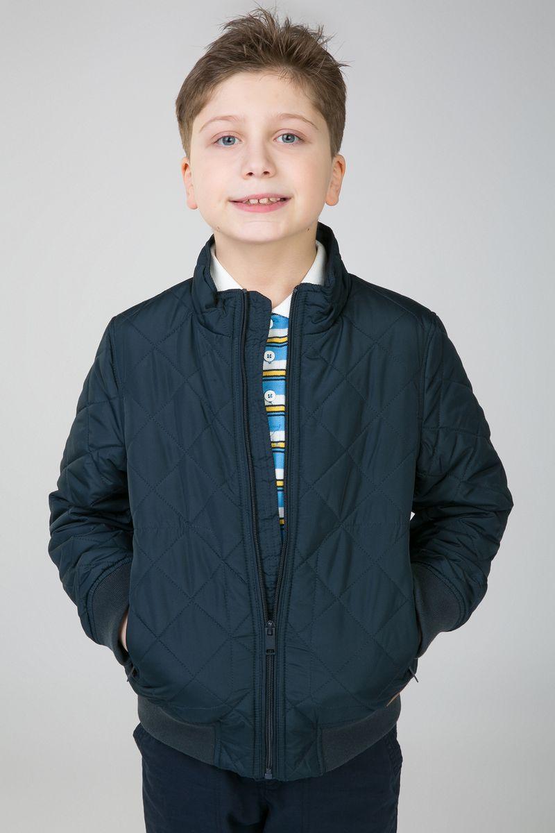 Ветровка для мальчика Baon, цвет: серый. BJ608004_Deep Castle Stone. Размер 158/164