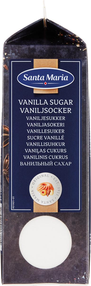 Santa Maria Ванильный сахар, 700 г santa clara