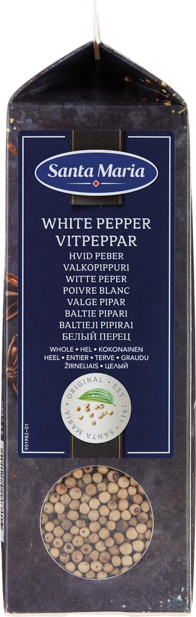 Santa Maria Белый перец целый, 550 г santa maria белый перец целый 550 г