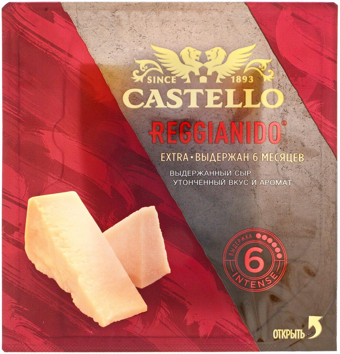 Castello Reggianido Сыр Пармезан выдержка 6 мес, 33%, 150 г
