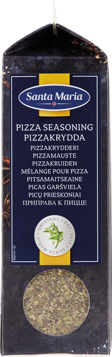 Santa Maria Приправа к пицце, 105 г цена