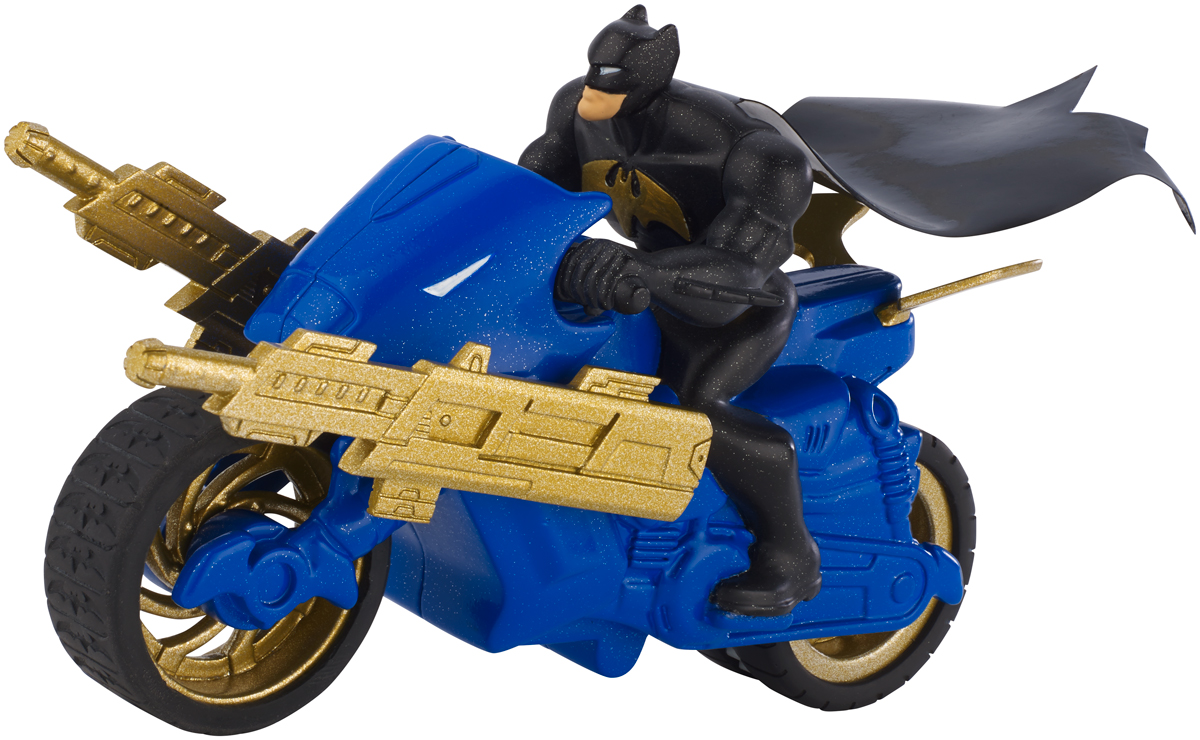 DC Comics Машинка Batcycle dc comics машинка batcycle